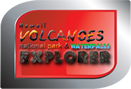 Hawaii Volcano National Park & Waterfall Explorer
